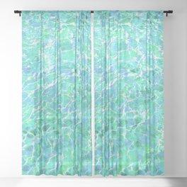 Playa Bonita Sheer Curtain