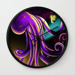 Octo Lumina Wall Clock