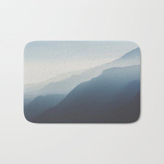 Blue Mountains Bath Mat