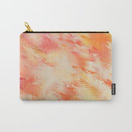 Feathers abstraction Carry-All Pouch