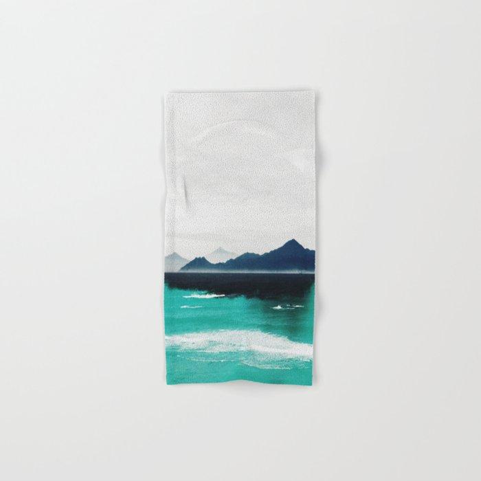 Blue coast Hand & Bath Towel