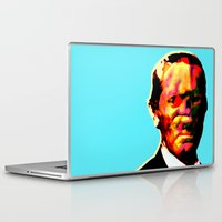 chuck Laptop & iPad Skins featuring - chuck - by Digital Fresto