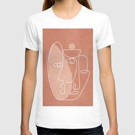 Faces 03 T-shirt