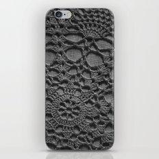 Crochet iPhone & iPod Skin