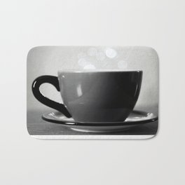 Morning Coffee Bath Mat
