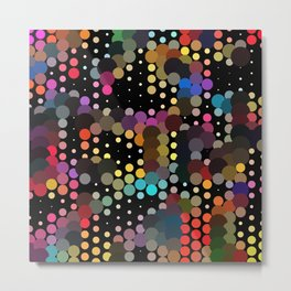 forest of dots Metal Print