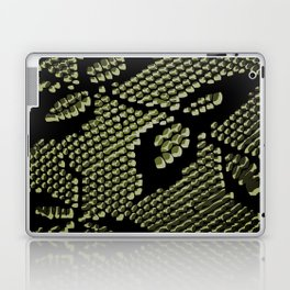 olive lace Laptop & iPad Skin