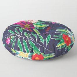 Neo Rainforest-Twillight Floor Pillow