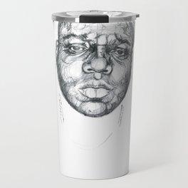 Notorious B.I.G. Travel Mug