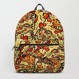 Pizza Mountain Backpack