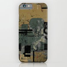 misprint 58 iPhone 6s Slim Case