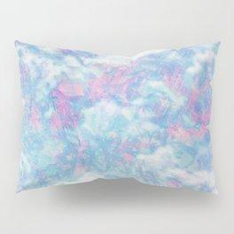 Blue Pink Attractions Pillow Sham