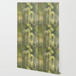 Fiddle Head Wallpaper