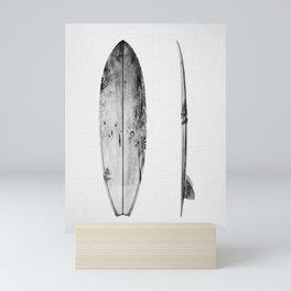 Surfboard Mini Art Print