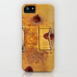 'Surface 2' iPhone Case