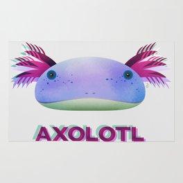 Axolotl Friend Rug