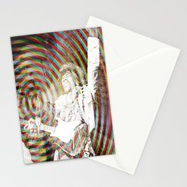 Are you experienced moire Stationery Cards