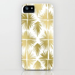 Radiate Gold iPhone Case