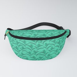 Paradise Palm Leafs Plant Mum - Green Fanny Pack