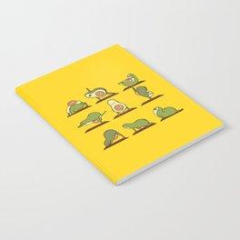 Strengthen My Avo- Coredo Notebook