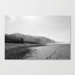 Stinson Beach, California Canvas Print