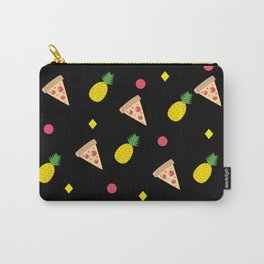 Pizza Pineapple Party Carry-All Pouch