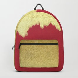 Dipped in Gold Backpack