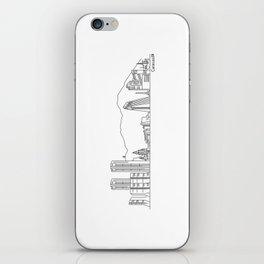 Skyline - Caracas iPhone Skin