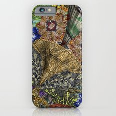 Psychedelic Botanical 4 Slim Case iPhone 6s