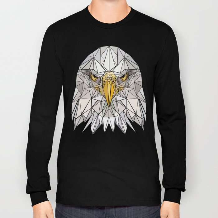 Blue Eagle Long Sleeve T-shirt