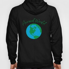 Accounting is Accrual World Audit Pun Accounting Hoody