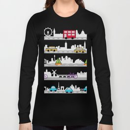 City travel Long Sleeve T-shirt