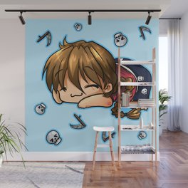 Sleepytime Duo  Wall Mural