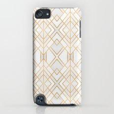 Golden Geo iPod touch Slim Case
