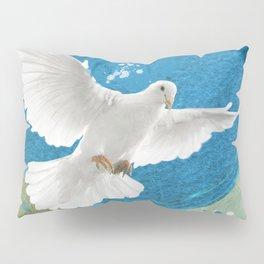 Bird of Peace and Love Pillow Sham