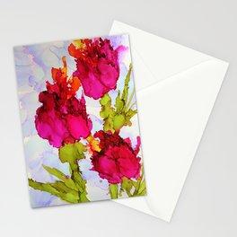 Fresh Tulips Stationery Cards