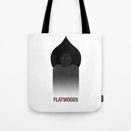 Flatwoods (She's not a monster) Tote Bag