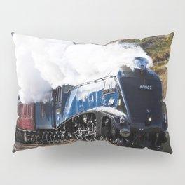 Sir Nigel Gresley at Blea Moor Pillow Sham