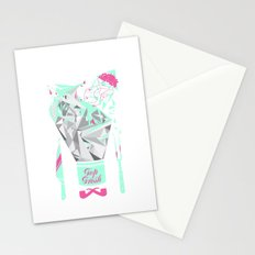Top Fresh. Stationery Cards
