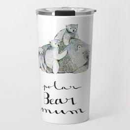 Bear mum Travel Mug