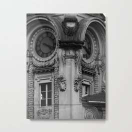 Bolsa do Café - PB Metal Print