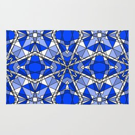 Blue Sapphire Rug
