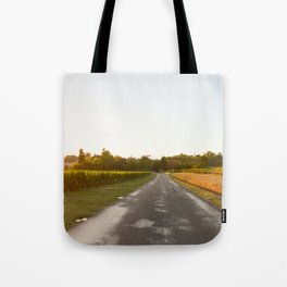 Driving in Bordeaux Tote Bag