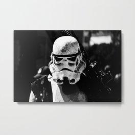 Imperial Stormtrooper 2 Metal Print