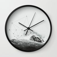 fly Wall Clocks featuring Fly, Fly, Away by fly fly away