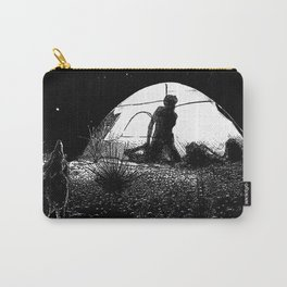 asc 455 - L'obscure clarté (The She-Wolf) Carry-All Pouch