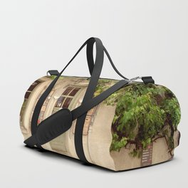 French Cafe Duffle Bag