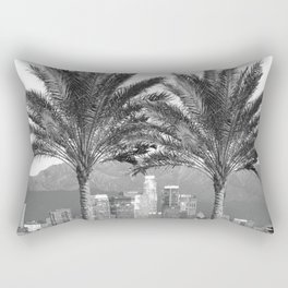 LA Palms Rectangular Pillow