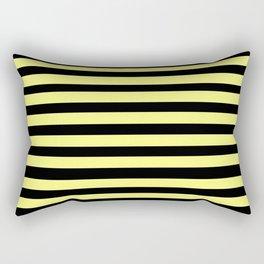 Let's be a bee ! Rectangular Pillow