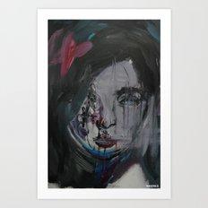 Ecstasy Art Print